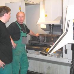 """CNC-Fräsen im Werkzeugbau auf """"Mikron"""", """"Hermle"""", """"Maho"""", """"Strojtos"""" und vielen anderen"""